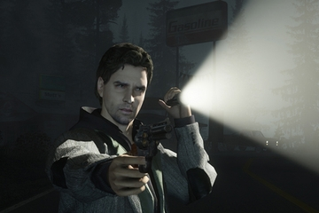 Microsoft Game Studios Alan Wake