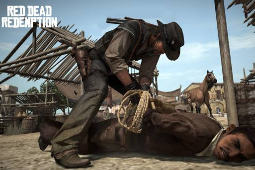 Rockstar Games Red Dead Redemption