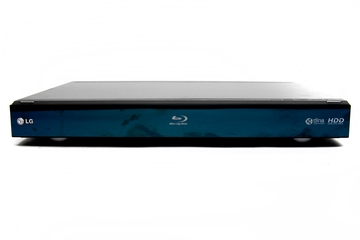 LG HR599D Twin HD Recorder / Blu-ray Disc Combo
