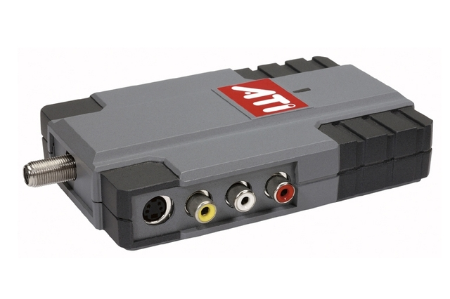 ATI Group TV Wonder USB 2.0