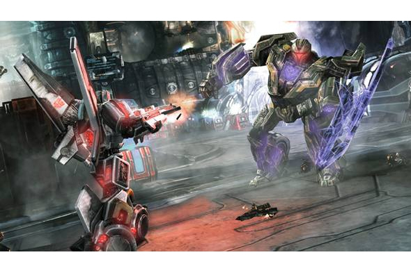 Activision Transformers: War for Cybertron