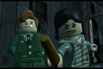 Warner Bros. Interactive Entertainment LEGO Harry Potter: Years 1-4