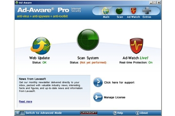 Lavasoft Ad-Aware Internet Security Pro 8.3