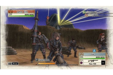 Sega Valkyria Chronicles 2